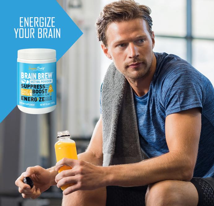 Try Brain Brew Powder