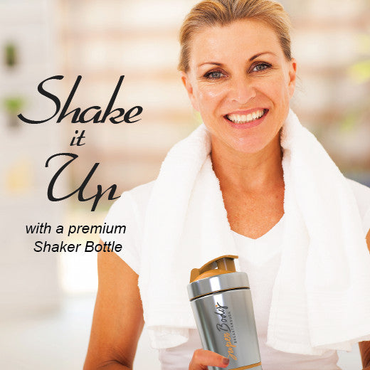 Superbody Shaker Bottles