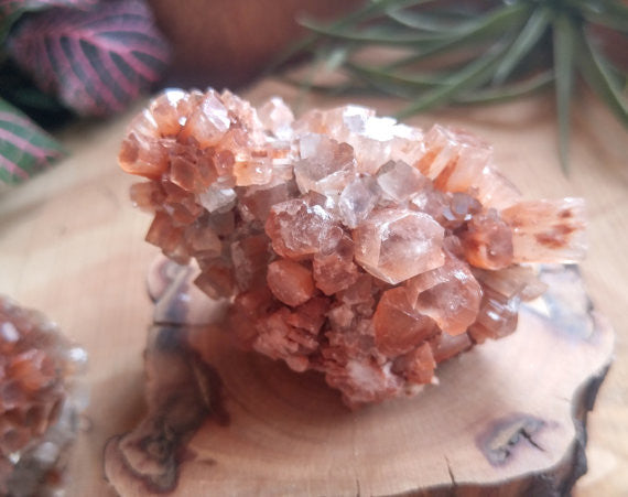 Aragonite Crystal Specimen