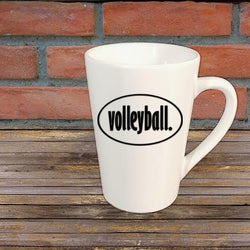 Volleyball Mug Coffee Cup Gift Home Decor Custom Colors