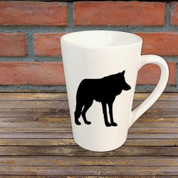 Wolf Mug Coffee Cup Gift Home Decor Any Color
