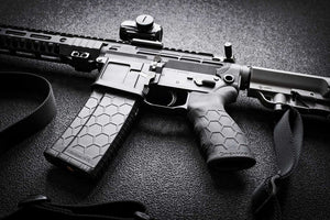 Hexmag Tactical Grip (HTG) Rubber (Options) - MSR Arms