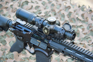 picture of Shepherd Scopes Rugged Series Scope installed