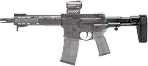 SB Tactical SBPDW Pistol Stabilizing Brace (Options) - MSR Arms