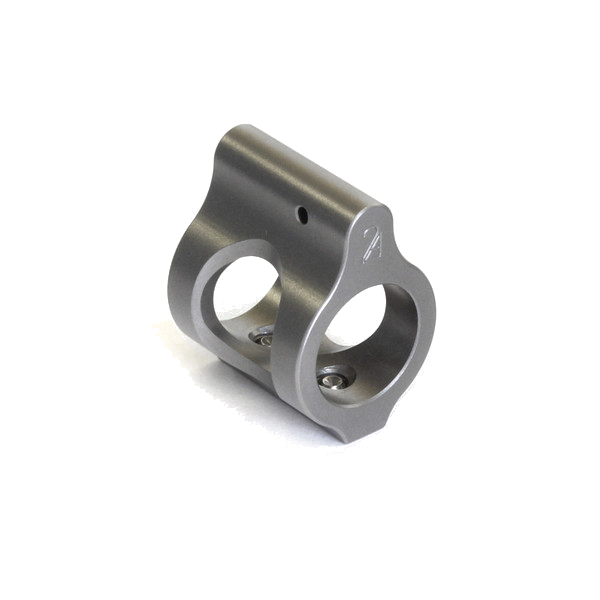 2A Armament Low-Profile Titanium Gas Block (Options) - MSR Arms