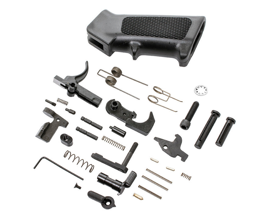 CMMG Lower Parts Kit Mk3 w/Ambi Selector .308 - MSR Arms