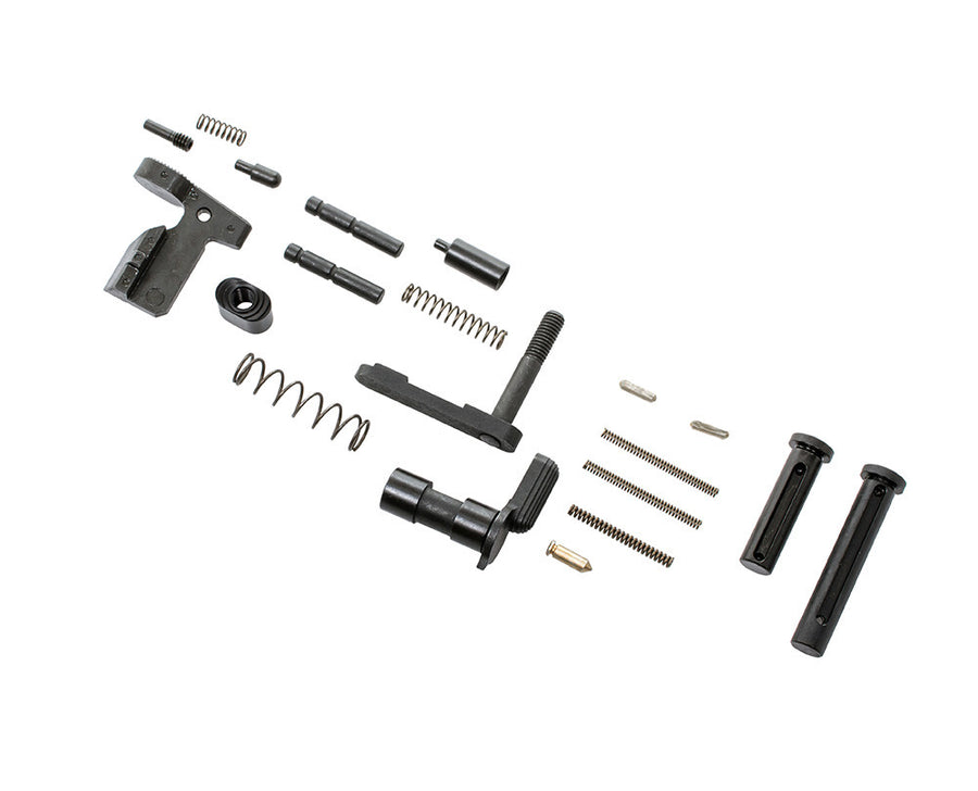 CMMG Lower Parts Kit Mk3 Gun Builder Kit .308 - MSR Arms