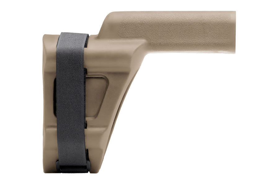 SB Tactical SBV Pistol Stabilizing Brace (Options) - MSR Arms