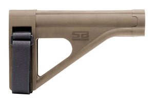 SB Tactical SOB Pistol Stabilizing Brace (Options) - MSR Arms