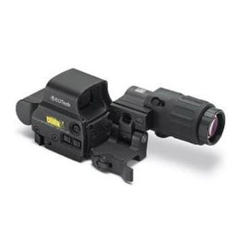 EOTech Holographic Hybrid Sight I EXPS3-4 with G33.STS Magnifier - MSR Arms