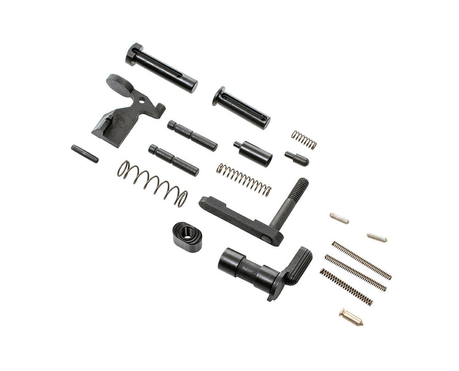 CMMG Lower Parts Kit AR15 Gun Builder Kit - MSR Arms