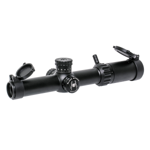 Black Spider Optics Illuminated BSO1-4x24 - MSR Arms