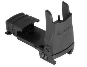 Mission First Tactical Back Up Polymer Flip-up Front Sight - MSR Arms