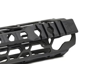 "ODIN Works O2 Lite High Profile .308 Handguard 17"" (Options) - MSR Arms"