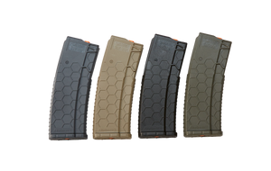 Hexmag HX Series 2, 10-Rd AR-15 Magazine (Options) - MSR Arms