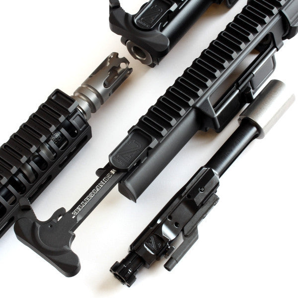 "2A Armament BALIOS-lite 10.5"" 5.56mm NATO Completed Upper - MSR Arms"
