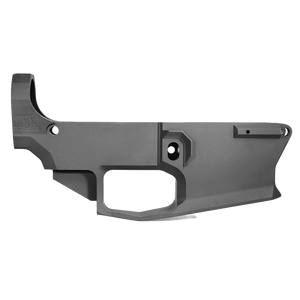 Iconic Industries F-117 Stealth Billet AR-15 or .308 DPMS 80% Lower Receiver (Options) - MSR Arms