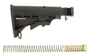 LBE Unlimited AR-15 Complete Stock Kit - MSR Arms