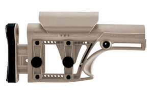 Luth-AR MBA-1 Rifle Buttstock (Options) - MSR Arms - 2