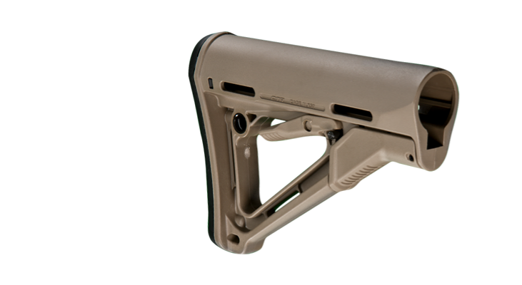Magpul CTR Carbine Stock Mil-Spec (Options) - MSR Arms