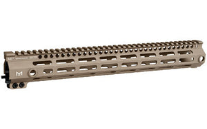 Midwest Industries Gen3 M-Series Free Float Handguard (Options) - MSR Arms