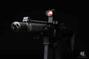 Griffin Armament QD Blast Shield Gen 2 - MSR Arms