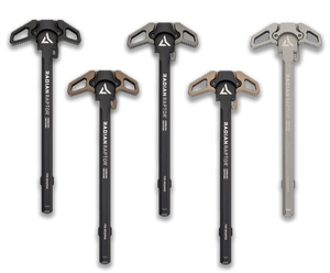 Radian Weapons (AXTS) Ambidextrous Raptor Charging Handle (Options) - MSR Arms