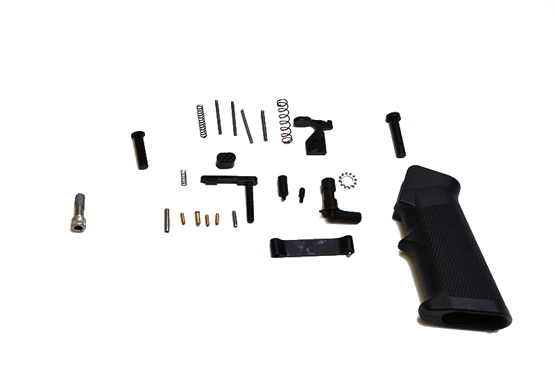 Spike's Tactical AR-15 Lower Parts Kit Without Fire Control Group - MSR Arms