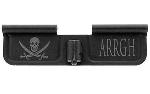 Spike's Tactical Ejection Port Cover (Engraving Options) - MSR Arms