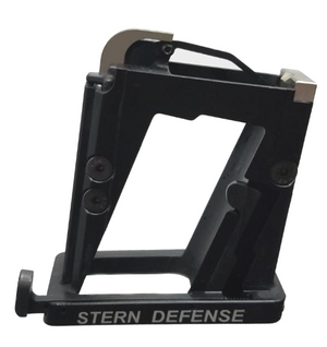 Stern Defense Smith & Wesson M&P 9mm / 40 Cal. Magazine Adapter for AR-15 - MSR Arms