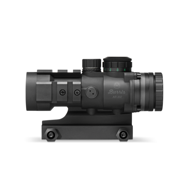 Burris AR-332 Multi-Reticle 3x Sight - MSR Arms