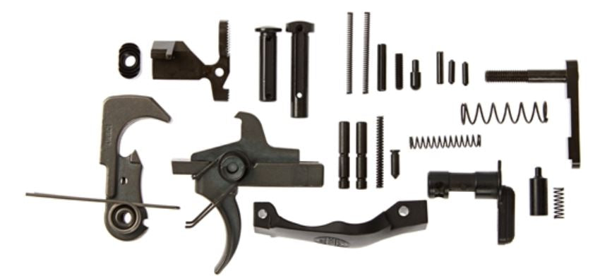 LWRCI Deluxe Lower Parts Kit - MSR Arms