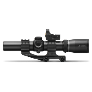 Burris Fullfield TAC30 Riflescope 1-4x24mm Combo Package - MSR Arms