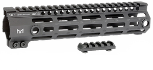 Midwest Industries Gen3 M-Series Free Float Handguard (Options) - MSR Arms - 4