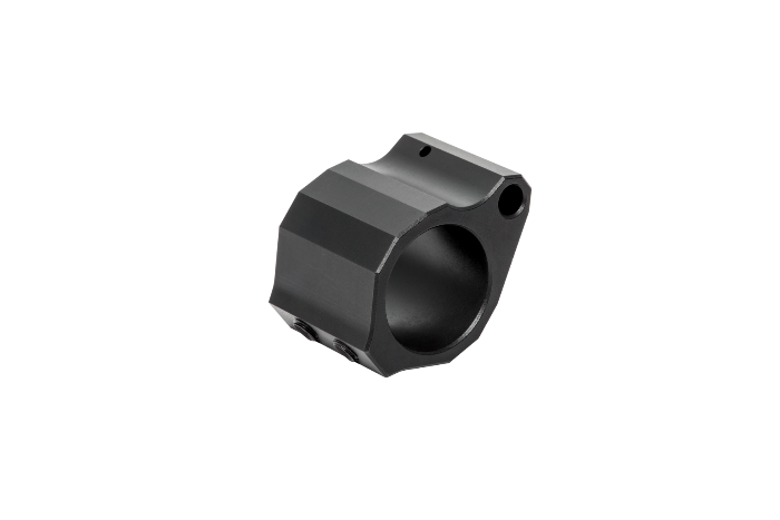 Seekins Precision Low Profile Adjustable Gas Block .750 dia