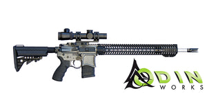 ODIN Works High Profile .308 Handguard (Options) - MSR Arms