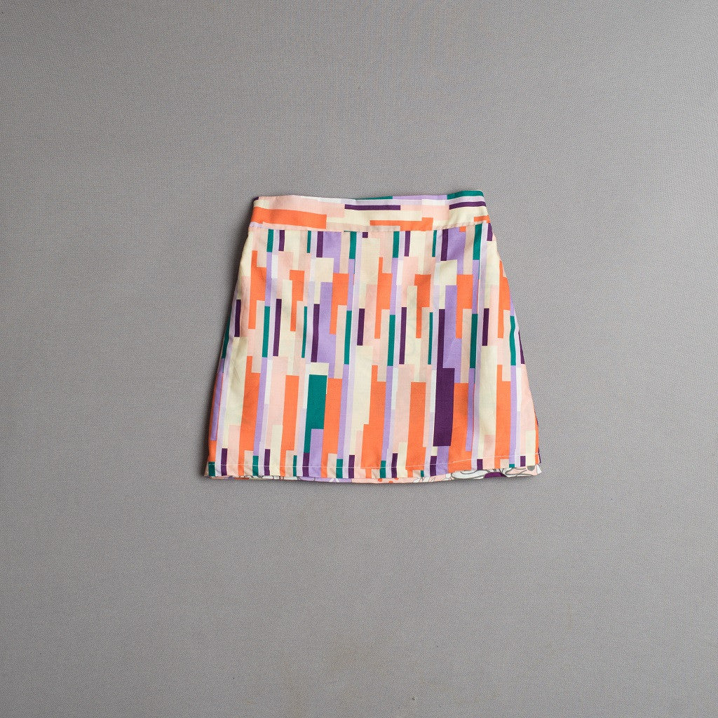 reversible a-line skirt (more colors)