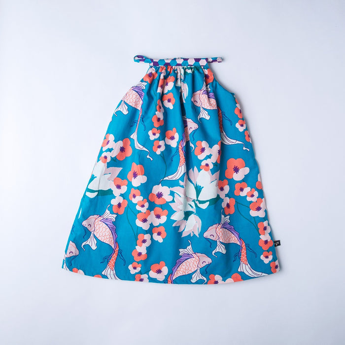 Koi Reversible Swing Dress