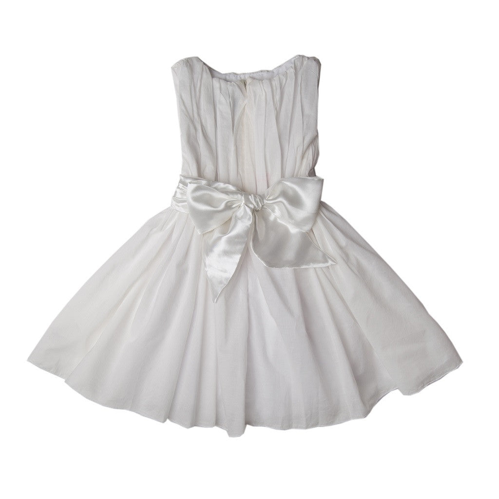 Ivory Narcissus Degas Dress