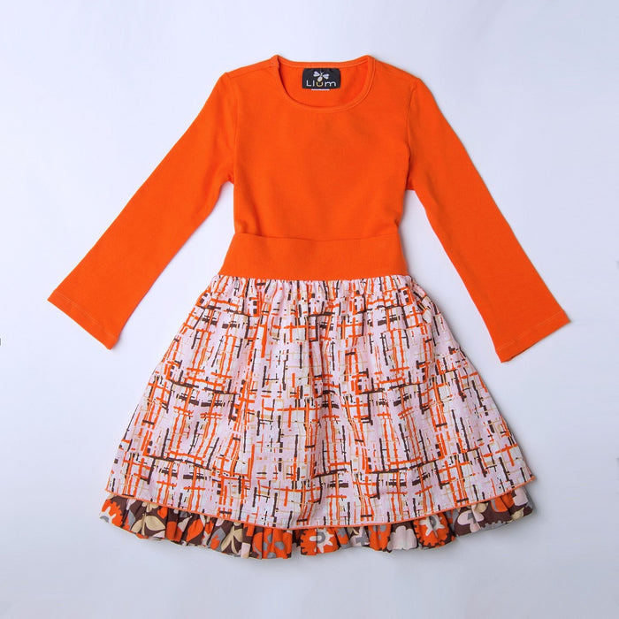 Pollock Petticoat Dress