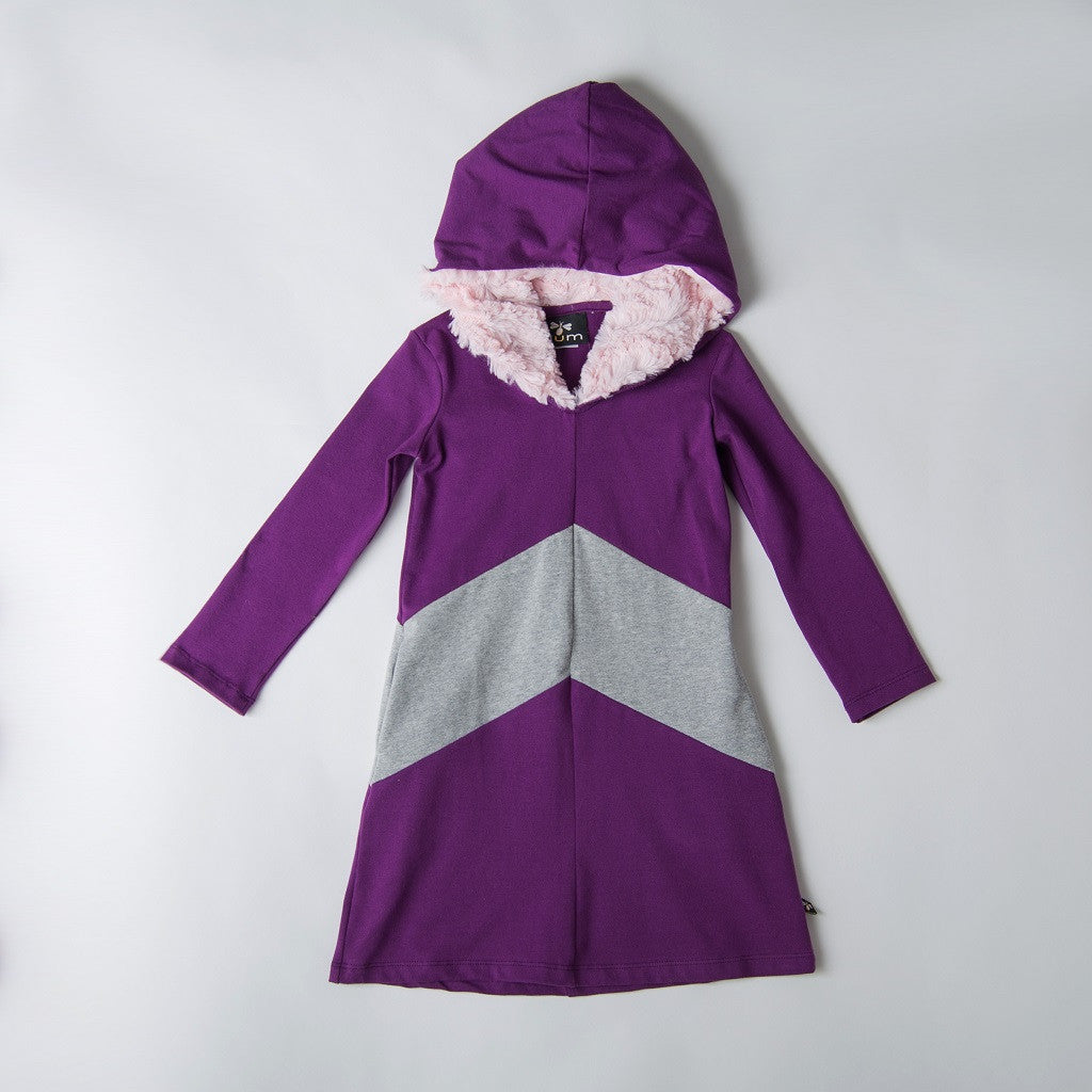 Astrid Hoodie Dress (more colors)