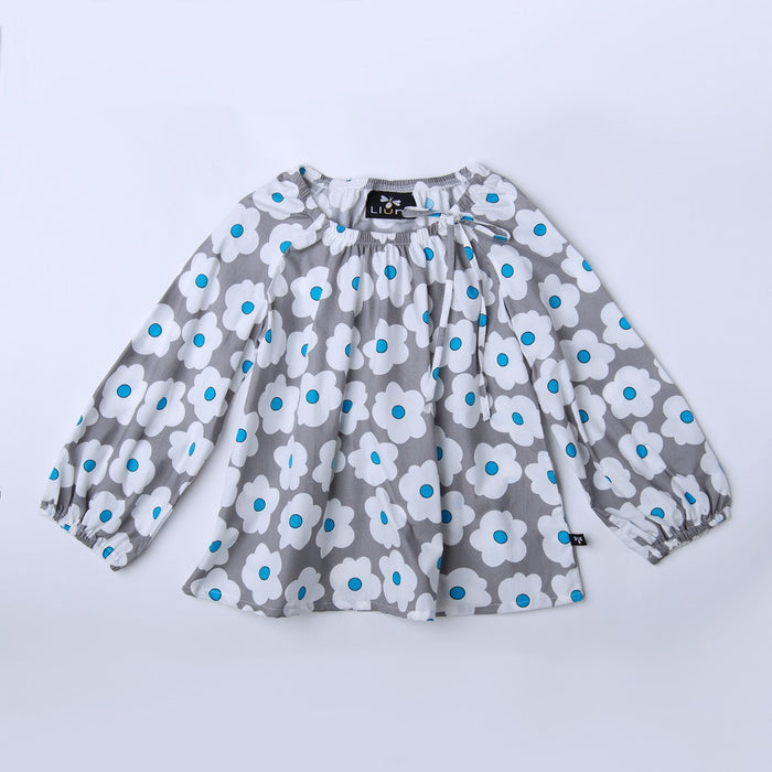 Edelweiss Peasant Blouse