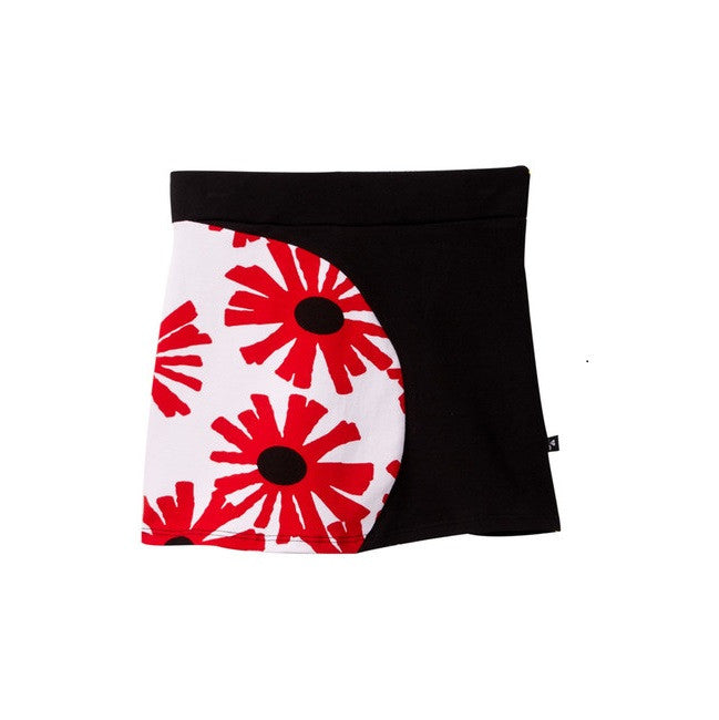 Floral Circle Panel Skort (more colors)