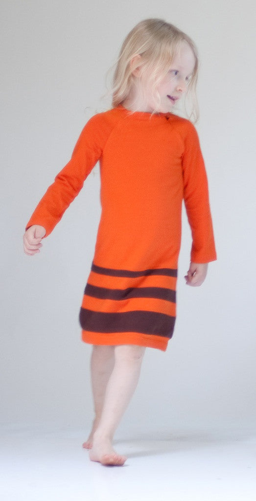 Long Sleeve Colorshift Dress (more colors)