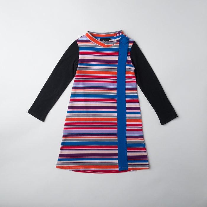 Stripe Sideline Dress