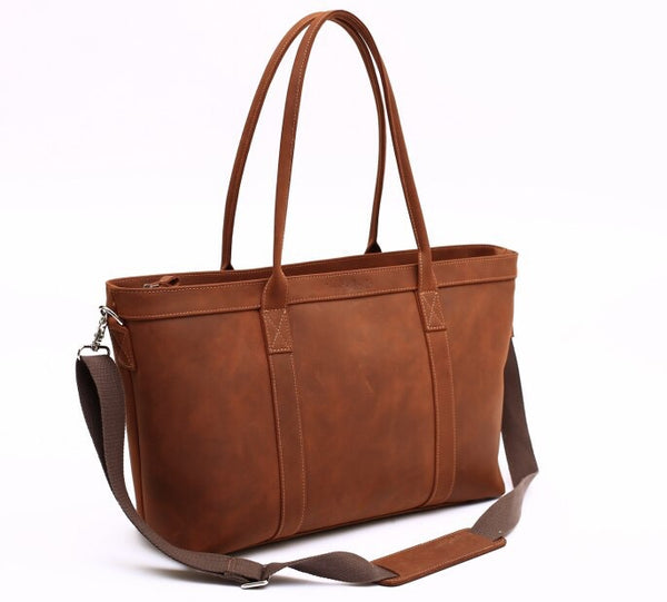 Brown - SoHo Tote - Connie & Co.