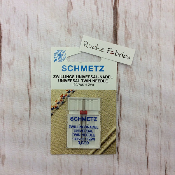Schmetz Machine Needle Universal Twin Needle