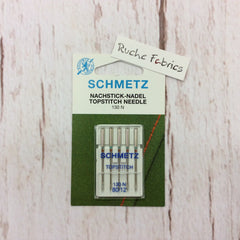 Schmetz Machine Needle Topstitch
