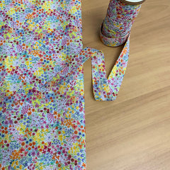 Poppys Meadow Bias Binding 25mm - Liberty London