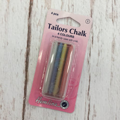 Tailors Chalk Tub 4 Colours